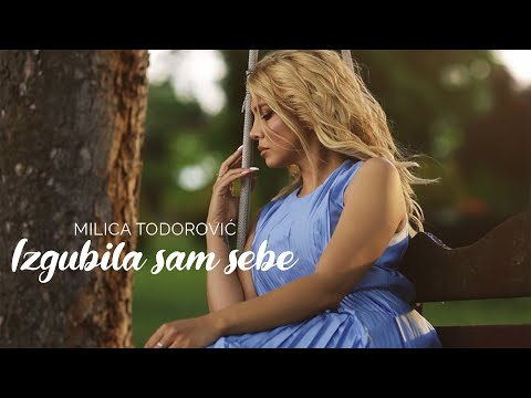 Izgubila sam sebe - Milica Todorović - nova pesma, tekst pesme i tv spot