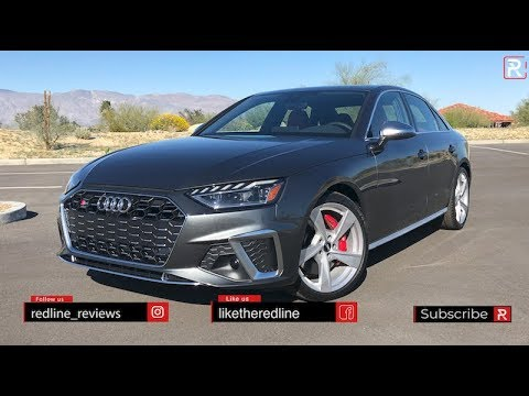 The 2020 Audi S4 is a Near Perfect Sport Sedan For Enthusiasts Looking For a Sleeper