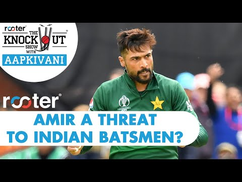 AMIR A THREAT To INDIA? 'Rooter' Presents THE KNOCKOUT SHOW With #AapKiVani