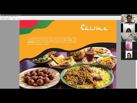 The United Arab Emirates II English Group 6
