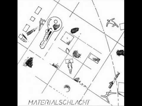 Materialschlacht - BKA (1979) vinyl rip.wmv