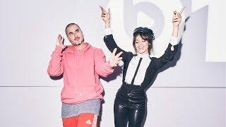 Camila Cabello and Zane Lowe on the 1975 [Clip]