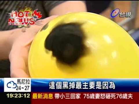 燒不破的氣球!神奇