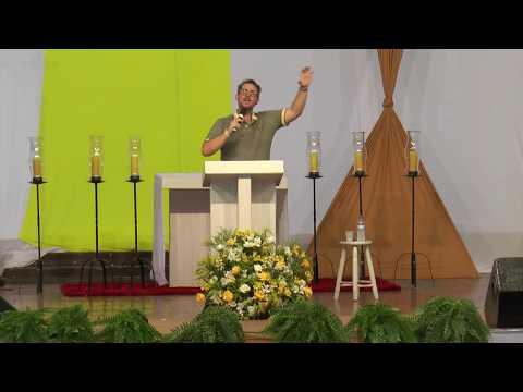 XXVII Louvor de Verão - 3ª Pregação: Humberto Alexandre Sell