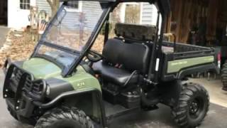 1. John Deere Gator XUV 825i 4x4 UTV, 2012, FOR SALE $9,900