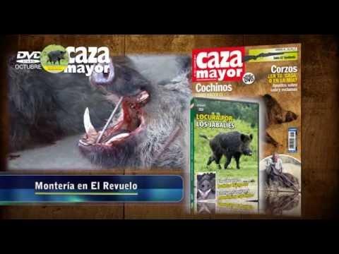Revista Federcaza y Caza Mayor Octubre