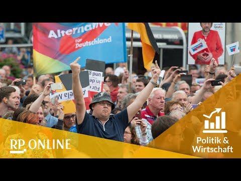 Merkel erntet Beschimpfungen bei Wahlkampfauftritte ...