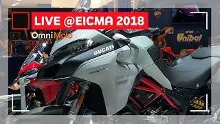 Ducati Multistrada 950 S   EICMA 2018