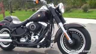 9. Used 2013 Harley Davidson FatBoy Lo Motorcycles for sale - Ocala, FL