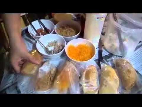 ขนมถังทอง -