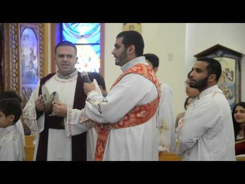 Ordination Liturgy of Father Joseph - H.G. Bishop David - 11/27/2016