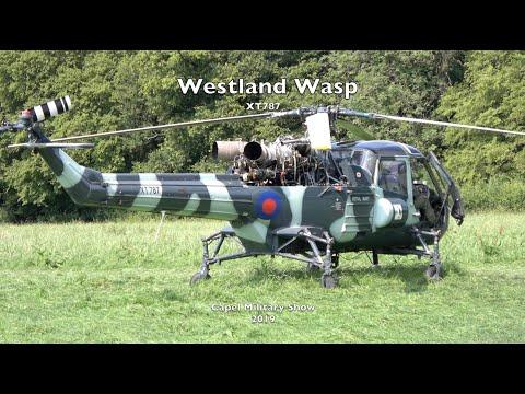 #Westlandwasp  #XT787 #Wasp   Westland...
