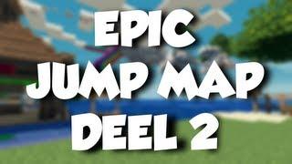 Minecraft - Epic jump map #2