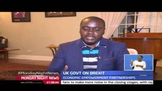 Monday Night News: UK Kenya Tech Investments On Brexit, 24/10/2016