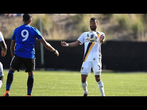 Video: HIGHLIGHTS: LA Galaxy vs. San Jose Earthquakes | Preseason | February 17, 2017