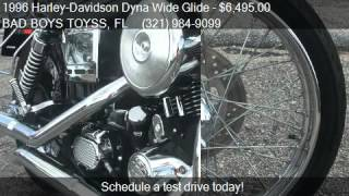 6. 1996 Harley-Davidson Dyna Wide Glide FXDWG for sale in PALM