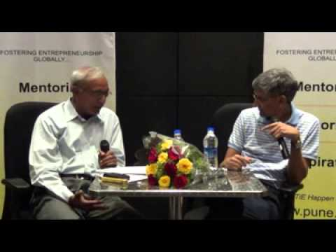 TiE Pune My Story Session with Mr. Ajay Shirke of Cadence Academy - 8th Nov_7