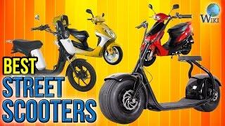 7. 8 Best Street Scooters 2017