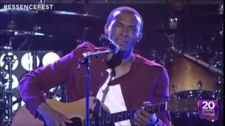 Jonathan McReynolds -  Tribute to Yolanda Adams (Essence Festival 2014)