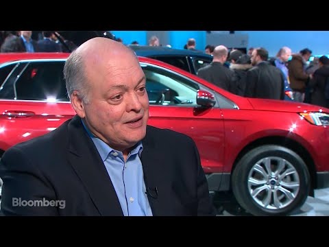 Ford CEO Hackett Lays Out His Plan For Ford's Future