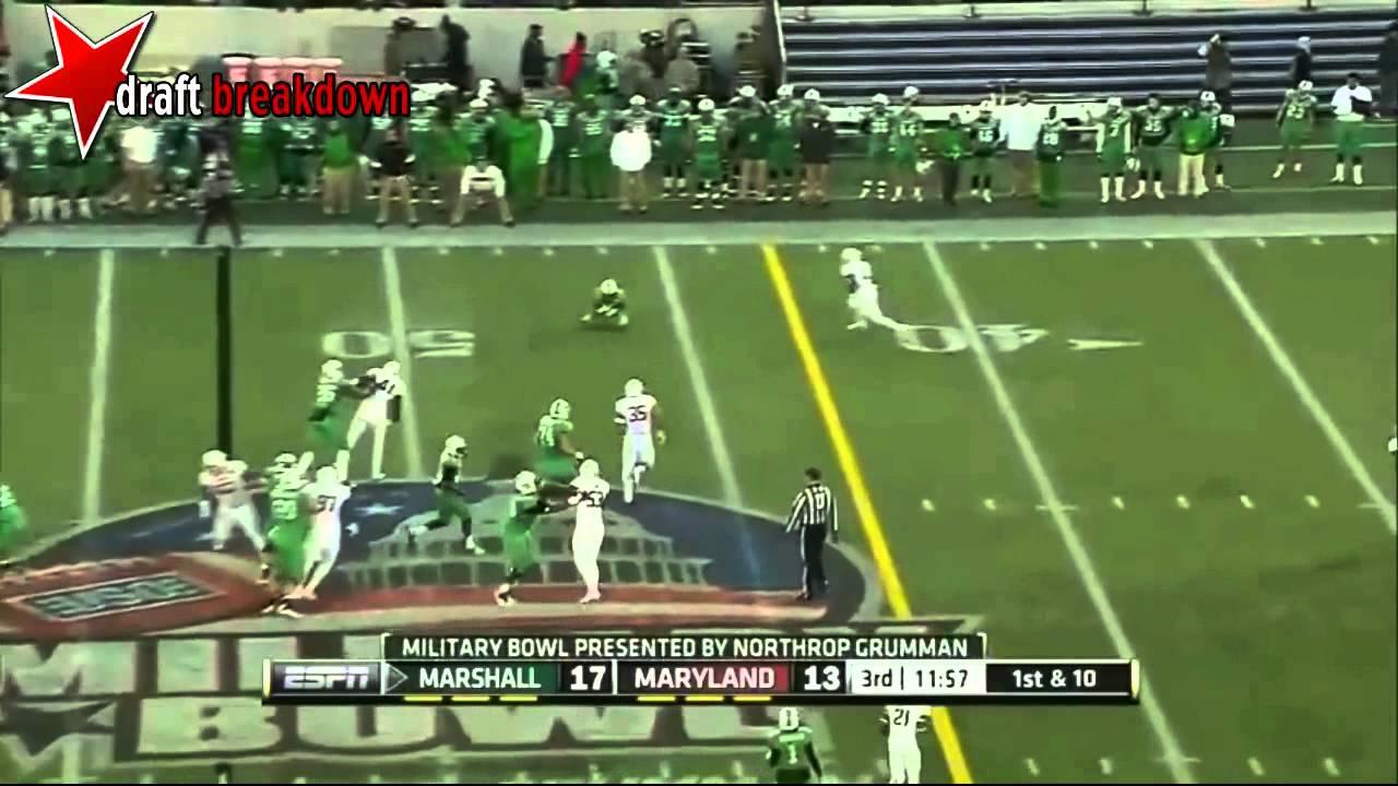 Rakeem Cato vs Maryland (2013)