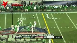 Rakeem Cato vs Maryland (2013)