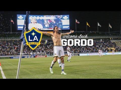 Video: It's official, Alan Gordon is back!