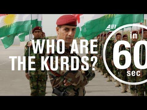 60 sekund - Kdo jsou Kurdové?