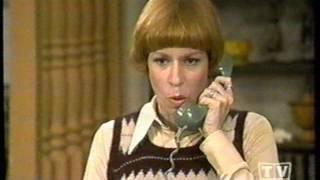 Roger Bradford doing taxes on the Carol Burnett Show