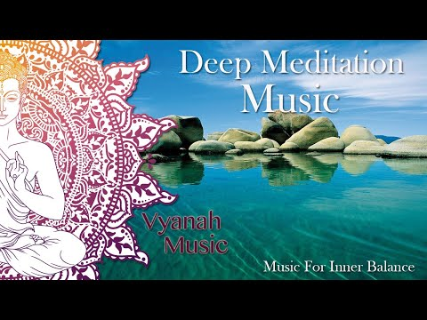 1 HOUR Relaxing Music For Inner Balance, Stress Relief, Study, Sleep, Yoga and Massage.