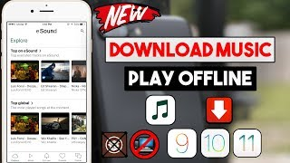 Video New How To Download Music (FOREVER) Free Directly On (iPhone/iPod/iPad) (APPSTORE APPS) iOS 11/10/9 MP3, 3GP, MP4, WEBM, AVI, FLV Oktober 2018