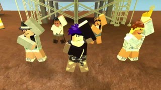 Work From Home-Fifth Harmony-Roblox Music Video