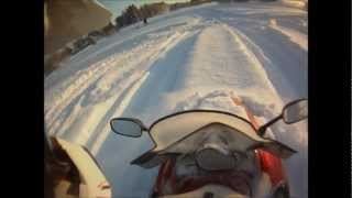 4. snowmobile yamaha rs venture