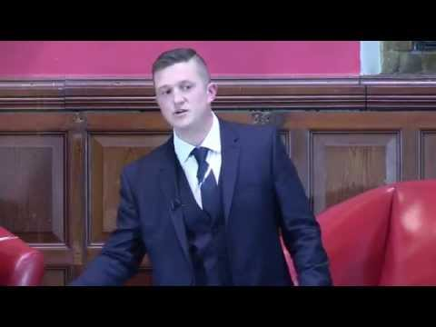 oxford - Hear the story of why the EDL started from the man him self. Do not just listen to what the establishment want you to hear.