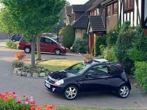 Ford Sportka:  ¡Muy Cruel!