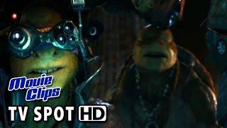 Teenage Mutant Ninja Turtles Official TV Spot - Believe (2014) HD