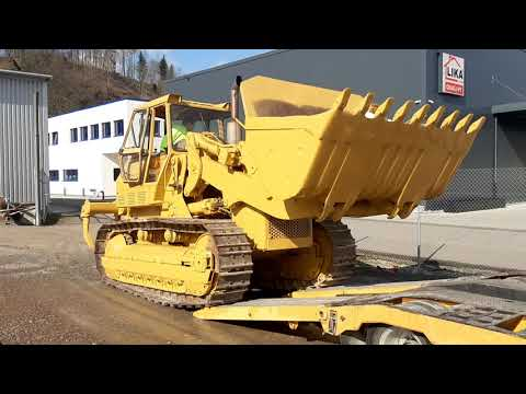 Ablad Caterpillar 977L im EBIANUM
