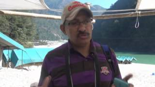 Project on Kedarnath calamity
