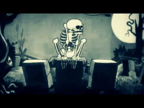 skeleton - A homage to Disneys 'The Skeleton Dance' Animation: Ub Iwerks Audio: Bloc Party - Skeleton.