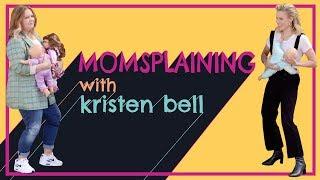 Video #Momsplaining with Kristen Bell: Sleep Deprivation with Melissa McCarthy MP3, 3GP, MP4, WEBM, AVI, FLV Oktober 2018