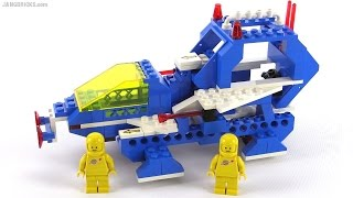 Video LEGO Classic Space Modular Space Transport from 1986! set 6892 MP3, 3GP, MP4, WEBM, AVI, FLV Oktober 2018