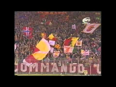 roma - udinese 4-0 1998-1999 - gol di eusebio di francesco