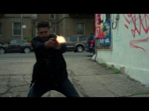 Marvel's The Punisher Season 2 Frank investigates Billy - Frank vs 6 man [1080p]