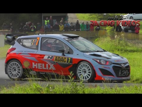 thierry neuville - nicolas gilsoul al rally germany 2014