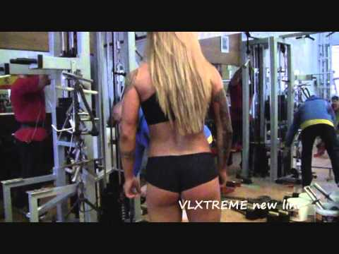 Women Fitness Model Photo Shoot Xtreme! Victoria Lomba
