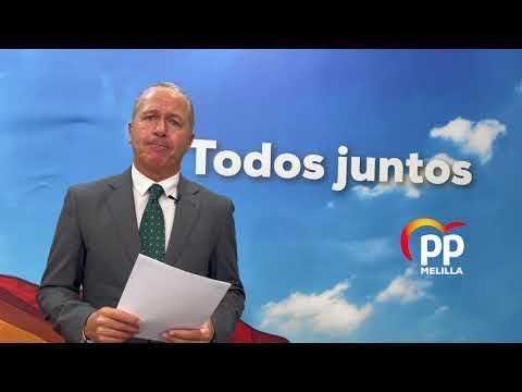 Marín recibe amenazas contra sus hijas tras destapar un caso de corrupción en el Gobierno de Melilla