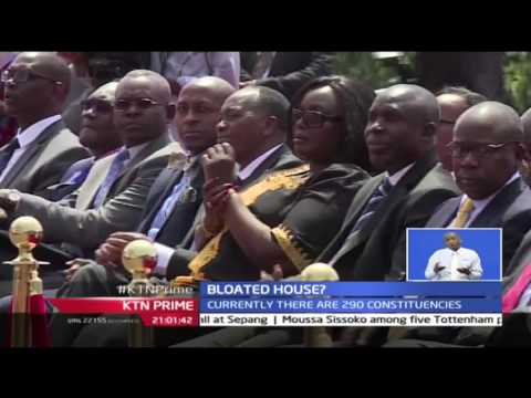 KTN Prime: Teacher petitions parliament to amend constitution on constituencies number, 27/9/2016