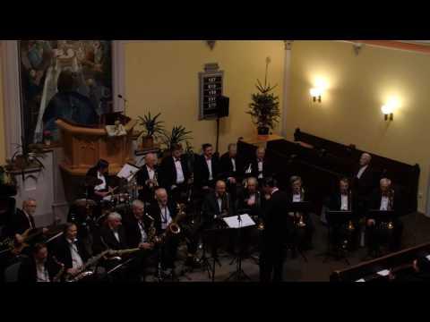 Swing Band Pražského salonního orchestru 1.1.2016