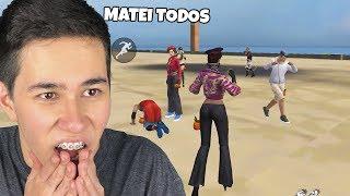 MATEI 5 NO SOCO EM CIMA DA FACTORY DO FREE FIRE! (tá absurdo)