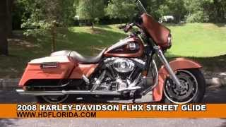 10. Used Harley Davidson Street Glide 2008 for sale in Clearwater